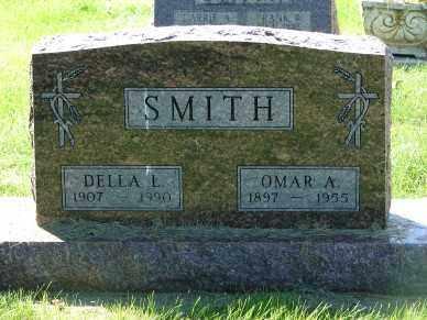 SMITH, OMAR ALVIN - Minnehaha County, South Dakota | OMAR ALVIN SMITH - South Dakota Gravestone Photos