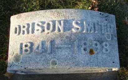 SMITH, ORISON - Minnehaha County, South Dakota | ORISON SMITH - South Dakota Gravestone Photos