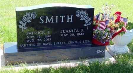 SMITH, PATRICK T. - Minnehaha County, South Dakota   PATRICK T. SMITH - South Dakota Gravestone Photos