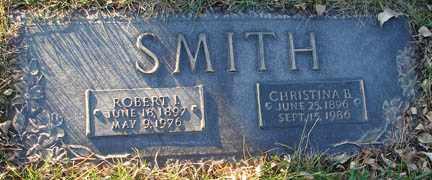 SMITH, CHRISTINA B. - Minnehaha County, South Dakota | CHRISTINA B. SMITH - South Dakota Gravestone Photos