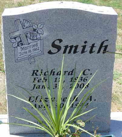 SMITH, ELIZABETH - Minnehaha County, South Dakota   ELIZABETH SMITH - South Dakota Gravestone Photos