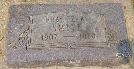 SMITH, RUBY PEARL - Minnehaha County, South Dakota | RUBY PEARL SMITH - South Dakota Gravestone Photos