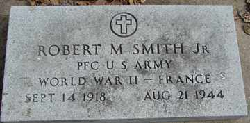 SMITH, ROBERT M. JR - Minnehaha County, South Dakota | ROBERT M. JR SMITH - South Dakota Gravestone Photos