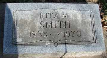 SMITH, RITA M. - Minnehaha County, South Dakota | RITA M. SMITH - South Dakota Gravestone Photos