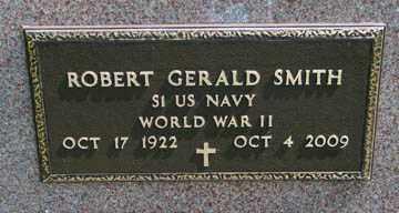 SMITH, ROBERT GERALD (WWII) - Minnehaha County, South Dakota | ROBERT GERALD (WWII) SMITH - South Dakota Gravestone Photos