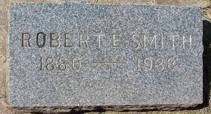 SMITH, ROBERT E. - Minnehaha County, South Dakota | ROBERT E. SMITH - South Dakota Gravestone Photos