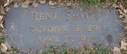 SMITH, RENA - Minnehaha County, South Dakota | RENA SMITH - South Dakota Gravestone Photos