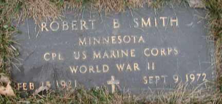 SMITH, ROBERT B. (WWII) - Minnehaha County, South Dakota | ROBERT B. (WWII) SMITH - South Dakota Gravestone Photos