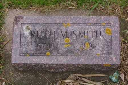 SMITH, RUTH MAY - Minnehaha County, South Dakota | RUTH MAY SMITH - South Dakota Gravestone Photos