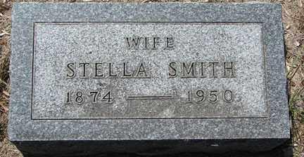 SMITH, STELLA - Minnehaha County, South Dakota | STELLA SMITH - South Dakota Gravestone Photos