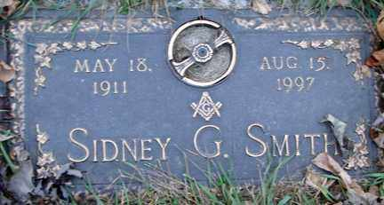 SMITH, SIDNEY G. - Minnehaha County, South Dakota | SIDNEY G. SMITH - South Dakota Gravestone Photos