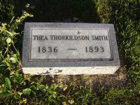 THORKILDSON SMITH, THEA - Minnehaha County, South Dakota | THEA THORKILDSON SMITH - South Dakota Gravestone Photos