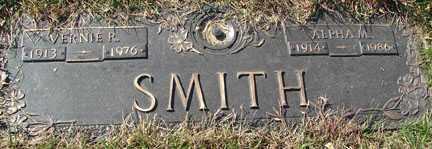 SMITH, ALPHA M. - Minnehaha County, South Dakota | ALPHA M. SMITH - South Dakota Gravestone Photos