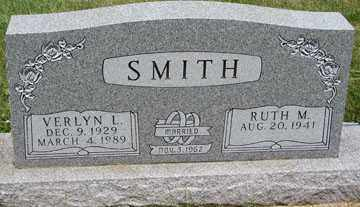 SMITH, VERLYN L. - Minnehaha County, South Dakota | VERLYN L. SMITH - South Dakota Gravestone Photos