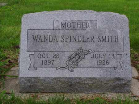 SPINDER SMITH, WANDA - Minnehaha County, South Dakota | WANDA SPINDER SMITH - South Dakota Gravestone Photos