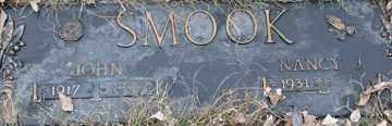SMOOK, JOHN - Minnehaha County, South Dakota | JOHN SMOOK - South Dakota Gravestone Photos