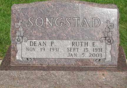 SONGSTAD, DEAN P. - Minnehaha County, South Dakota | DEAN P. SONGSTAD - South Dakota Gravestone Photos