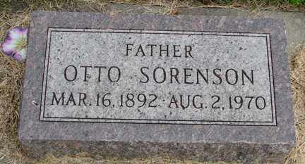 SORENSON, OTTO - Minnehaha County, South Dakota | OTTO SORENSON - South Dakota Gravestone Photos