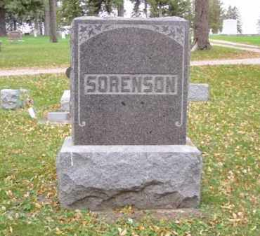 SORENSON, JENS - Minnehaha County, South Dakota | JENS SORENSON - South Dakota Gravestone Photos