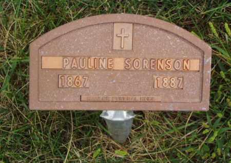 SORENSON, PAULINE - Minnehaha County, South Dakota | PAULINE SORENSON - South Dakota Gravestone Photos