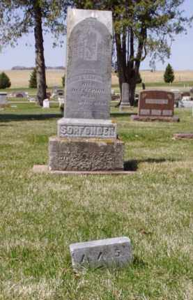 SORFONDEN, ANNA A. - Minnehaha County, South Dakota | ANNA A. SORFONDEN - South Dakota Gravestone Photos