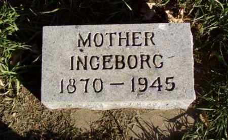 SORKILMO, INGEBORG - Minnehaha County, South Dakota | INGEBORG SORKILMO - South Dakota Gravestone Photos