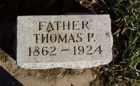 SORKILMO, THOMAS P. - Minnehaha County, South Dakota | THOMAS P. SORKILMO - South Dakota Gravestone Photos