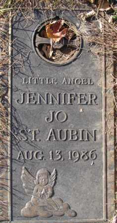 ST. AUBIN, JENNIFER O. - Minnehaha County, South Dakota   JENNIFER O. ST. AUBIN - South Dakota Gravestone Photos