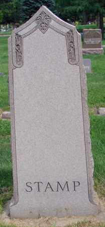STAMP, FAMILY MARKER - Minnehaha County, South Dakota   FAMILY MARKER STAMP - South Dakota Gravestone Photos