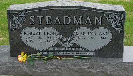STEADMAN, MARILYN ANN - Minnehaha County, South Dakota | MARILYN ANN STEADMAN - South Dakota Gravestone Photos