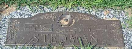 STEDMAN, ELSIE - Minnehaha County, South Dakota | ELSIE STEDMAN - South Dakota Gravestone Photos