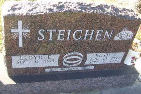 STEICHEN, RUTH A. - Minnehaha County, South Dakota | RUTH A. STEICHEN - South Dakota Gravestone Photos