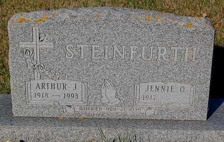 STEINFURTH, JENNIE O. - Minnehaha County, South Dakota | JENNIE O. STEINFURTH - South Dakota Gravestone Photos