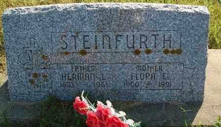 STEINFURTH, HERMAN L. - Minnehaha County, South Dakota | HERMAN L. STEINFURTH - South Dakota Gravestone Photos