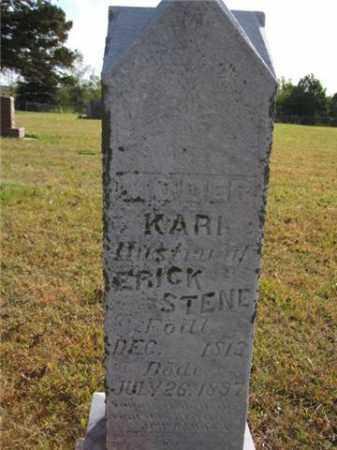 STENE, ERICK - Minnehaha County, South Dakota   ERICK STENE - South Dakota Gravestone Photos