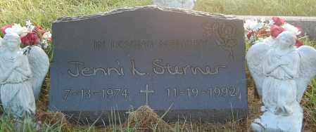 STERNER, JENNI L. - Minnehaha County, South Dakota   JENNI L. STERNER - South Dakota Gravestone Photos