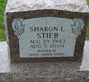 STIEB, SHARON L. - Minnehaha County, South Dakota   SHARON L. STIEB - South Dakota Gravestone Photos