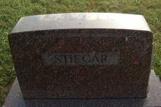 STIEGAR, FAMILY STONE - Minnehaha County, South Dakota | FAMILY STONE STIEGAR - South Dakota Gravestone Photos
