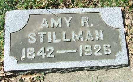 STILLMAN, AMY R. - Minnehaha County, South Dakota | AMY R. STILLMAN - South Dakota Gravestone Photos