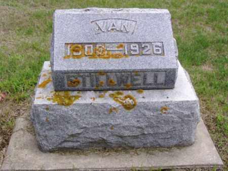 STILLWELL, VAN - Minnehaha County, South Dakota | VAN STILLWELL - South Dakota Gravestone Photos