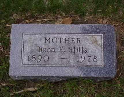 STILTS, RENA E. - Minnehaha County, South Dakota | RENA E. STILTS - South Dakota Gravestone Photos