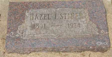 STINER, HAZEL I. - Minnehaha County, South Dakota | HAZEL I. STINER - South Dakota Gravestone Photos