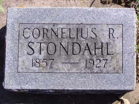 STONDAHL, CORNELIUS R. - Minnehaha County, South Dakota | CORNELIUS R. STONDAHL - South Dakota Gravestone Photos