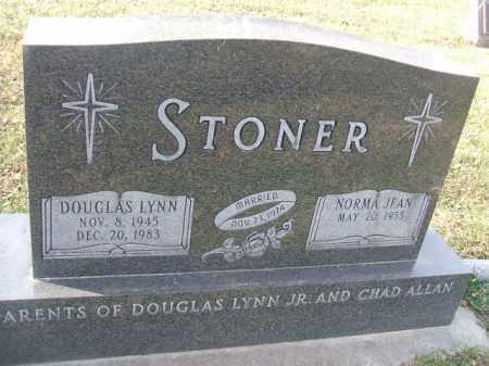 STONER, NORMA JEAN - Minnehaha County, South Dakota   NORMA JEAN STONER - South Dakota Gravestone Photos
