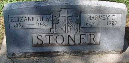 STONER, HARVEY F. - Minnehaha County, South Dakota | HARVEY F. STONER - South Dakota Gravestone Photos