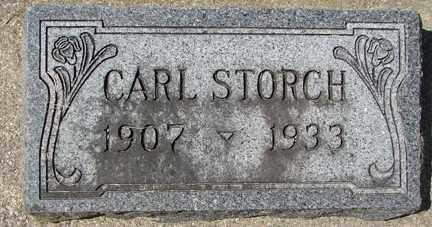 STORCH, CARL - Minnehaha County, South Dakota | CARL STORCH - South Dakota Gravestone Photos