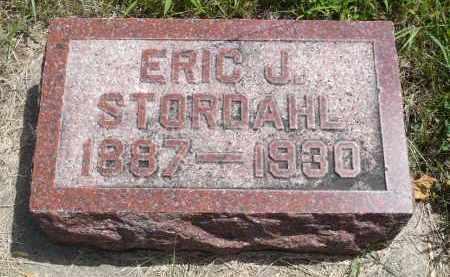 STORDAHL, ERIC J. - Minnehaha County, South Dakota | ERIC J. STORDAHL - South Dakota Gravestone Photos