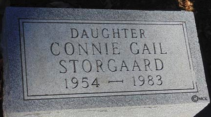 STORGAARD, CONNIE GAIL - Minnehaha County, South Dakota | CONNIE GAIL STORGAARD - South Dakota Gravestone Photos