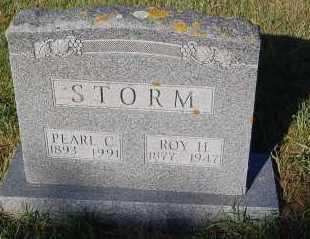 STORM, PEARL C. - Minnehaha County, South Dakota | PEARL C. STORM - South Dakota Gravestone Photos
