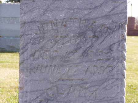 STOUT, JONATHAN - Minnehaha County, South Dakota | JONATHAN STOUT - South Dakota Gravestone Photos